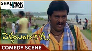 Pellaindi Kaani Movie    Sunil Searching For Allari Naresh Comedy Scene    Shalimarcinema