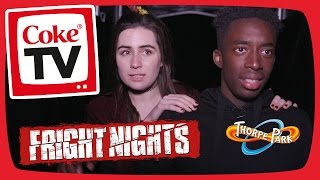 Dodie & Manny's Halloween Fright Nights | #CokeTVMoment