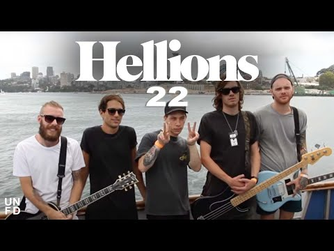 Hellions - 22 [Official Music Video]