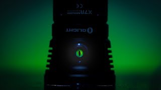 This Flashlight Breathes12,000 LUMENS - Olight X7R MARAUDER Review
