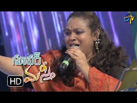 Boochade Boochade Song   Malgudi Subha Performance   Super Masti  Nellore 14th May 2017  ETV Telugu