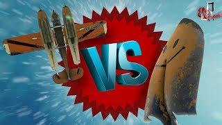 Лопата VS Самолет Far Cry 5 (МАРМОК SQUAD 14 / Фейлы и приколы в играх/монтаж)