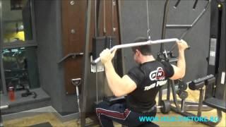 Тренировка за Гръб с Любомир Марков — HealthStore