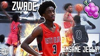 Zaire Wade INSANE JELLY In E1T1 DEBUT! Zaire & Kobe Knox EYBL READY!