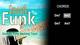 Smooth Funk #4 Guitar Backing Track Dm 110 Bpm Highest Quality