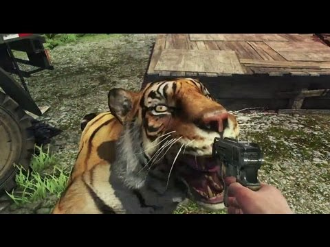 Far Cry 3 | E3 2012 Step Into Insanity Trailer [XBOX]