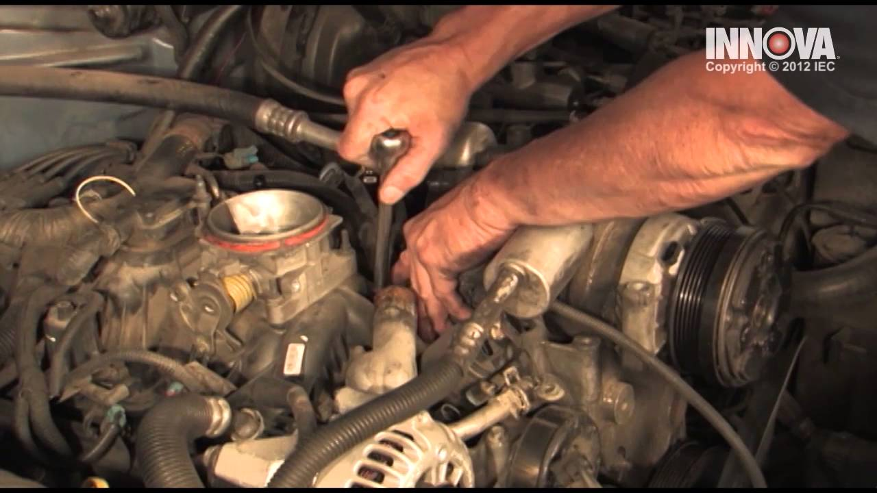 How to change Fuel Injection Assembly (Spider) - 1996 ...