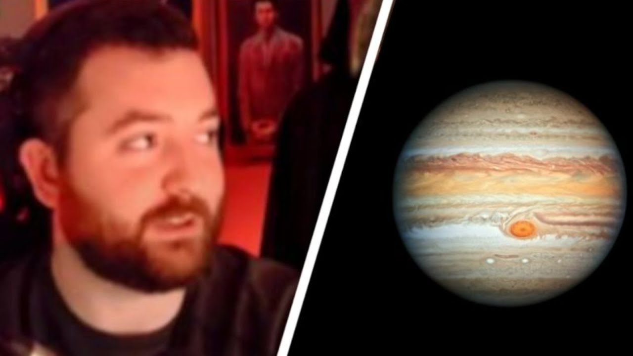 What Would It Be Like On The Surface Of Jupiter?