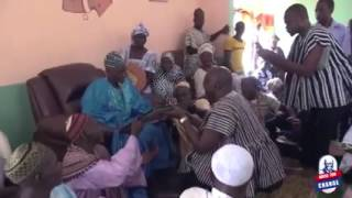 Dr. Bawumia tours the Damongo Constituency