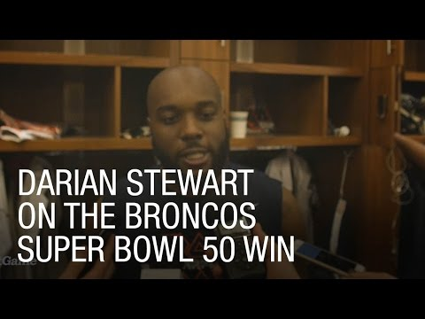 Darian Stewart on the Broncos Super Bowl 50 Win