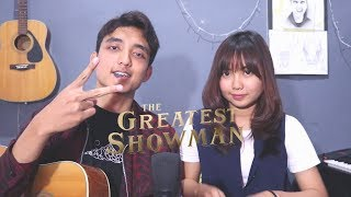Download Rewrite The Stars (OST. The Greatest Showman) COVER Mp3 and Videos