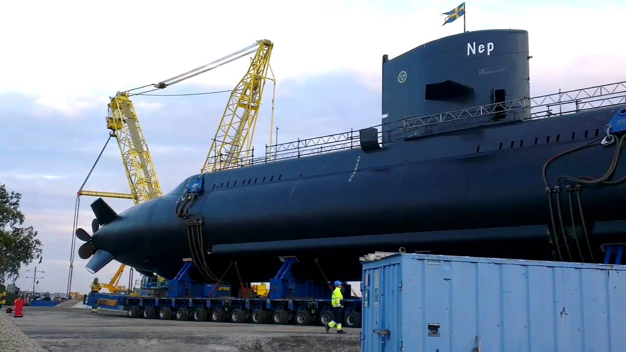 ubåt karlskrona