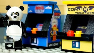 LEGO MOVIE 2 ARCADE - VIDEO GAME MOVIE