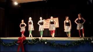 Auld Lang Syne -Highland Dance