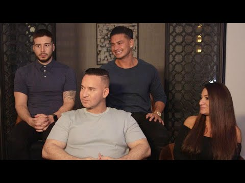 Jersey Shore Cast on Potential Emmy Nominations for 'Family Vacation' (Exclusive)