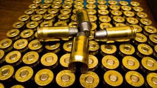 Fast .45 ACP Bullet Pressing (Reloads Part 6/6)