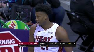 Miami Heat vs Charlotte Hornets | March 6, 2019