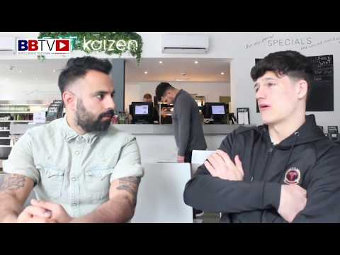RYAN OLIVER: ULTIMATE BOXXER WIN, NEW MATE DAVE ALLEN AND OTHER RANDOM THOUGHTS