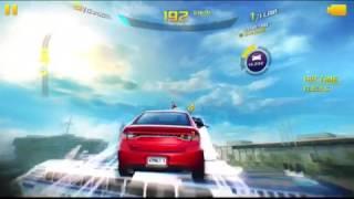 Asphalt 8 Airborne Trion Realistic Graphics Tag Race Second Switch Race Sports Car Insane Drag Race