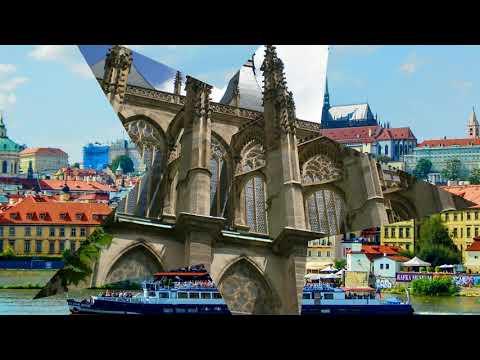 a beautiful European capital Prague