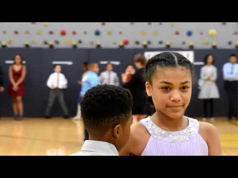 12 14 2018 Moss Side Middle School DanceSport Competition