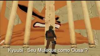 Gta san - Naruto vs Kyuubi