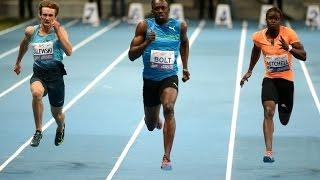 Usain Bolt 9.98 Men