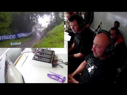 Danny Hart 2011 world Championship  from the commentary box.mp4