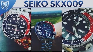 In Depth Watch Review | Seiko SKX009 (SKX009K2)