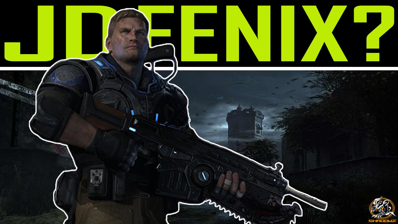 Gears Of War 4 Jd The Son Of Marcus Fenix Xbox One Gameplay Discussion