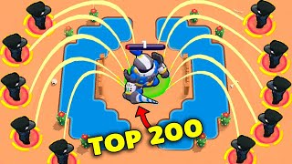 TOP 200 FUNNIEST MOMENTS IN BRAWL STARS #173