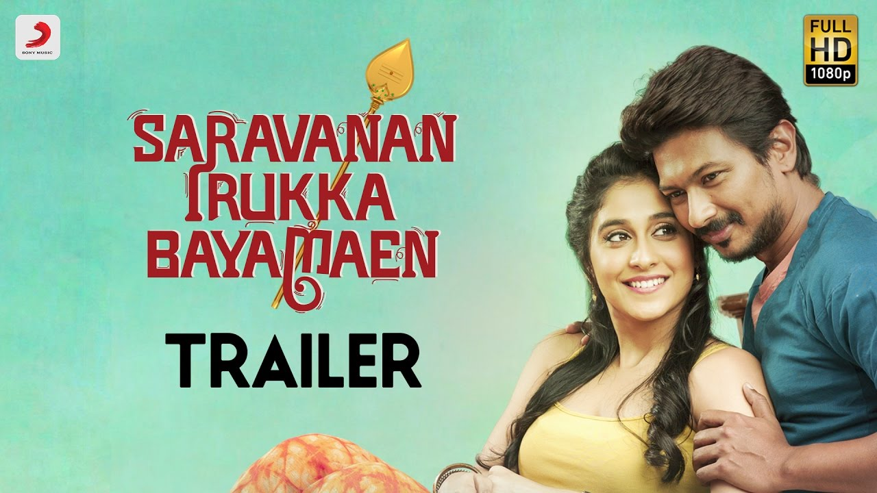 Image result for saravanan irukka bayamaen movie Official trailer images