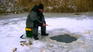 Рыбалка в Астрахани в декабре