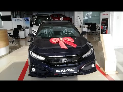 2020 MODEL HONDA CİVİC FIYATI NE KADAR ?