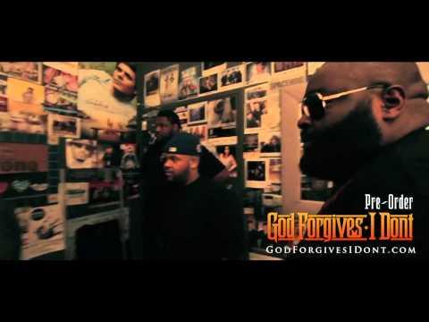 """Rick Ross """"God Forgives,I Don't"""" Promo Tour Vlog Part 2"""
