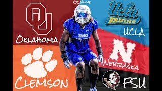Brendan Radley-Hiles 5⭐️ CB ULTIMATE Highlights!! Nebraska Commit?!