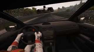 Project Cars Max Settings Gameplay - Focus RS At The  Nürburgring - GTX 970