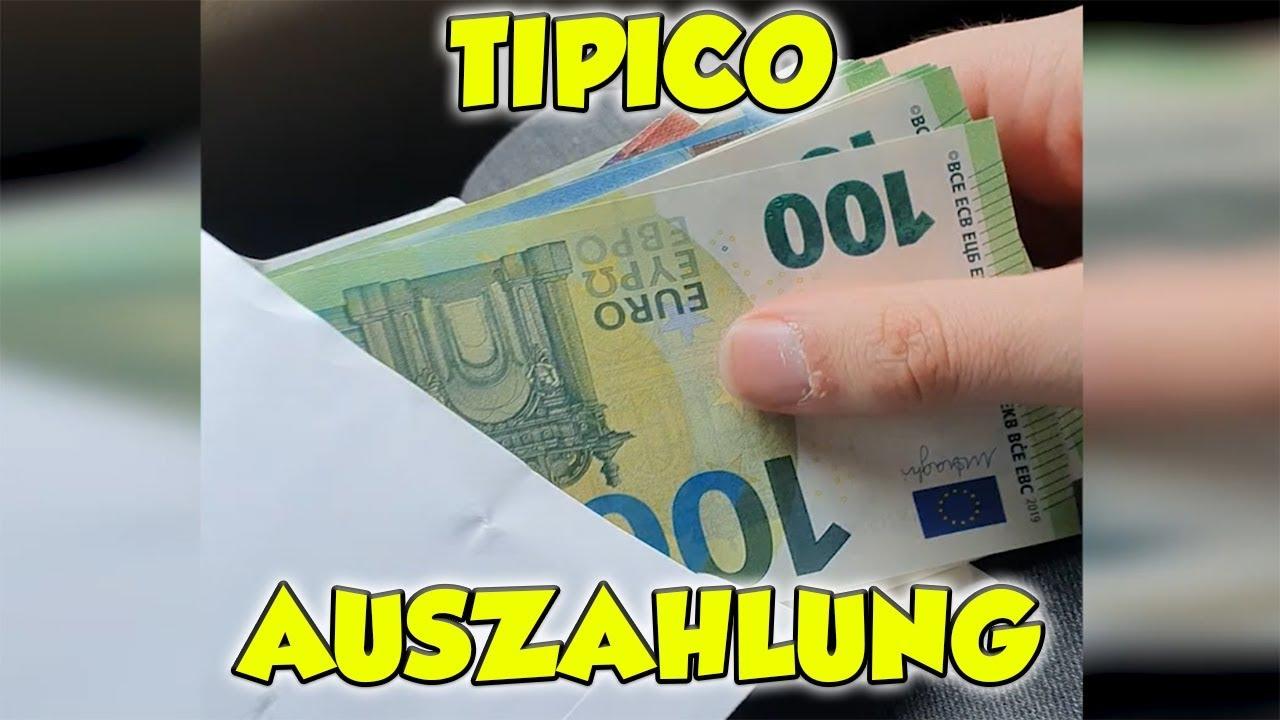 Tipico Online Auszahlung