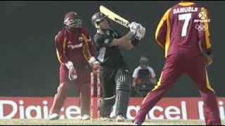 vuclip Ross Taylor 110 vs West Indies