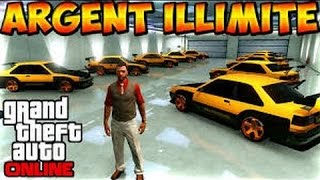 GTA5 ONLINE / GLITCH DUPLICATION 3 MILLIONS PAR MINUTE [1.36]