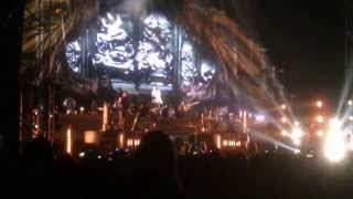 Within Temptation Live - Let us burn - Warszawa 09.03.2014 (Warsaw/Poland)