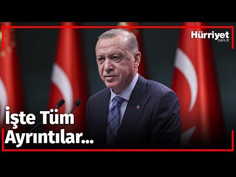 Cumhurbaşkanı Erdoğan Duyurdu! İşte Esnafa Hibe Desteğinin Ayrıntıları