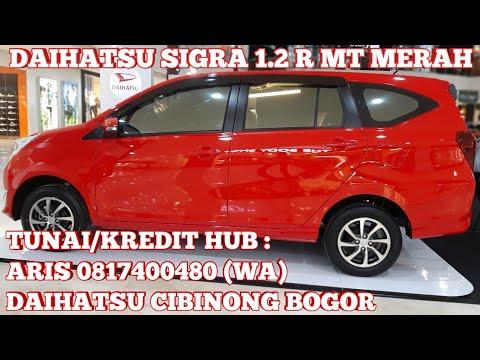 Sigra R Merah Daihatsu Sigra 1 2 R Mt Merah 2019 Indonesia