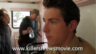 "Sean Flynn talks about ""Killer Shrews"""