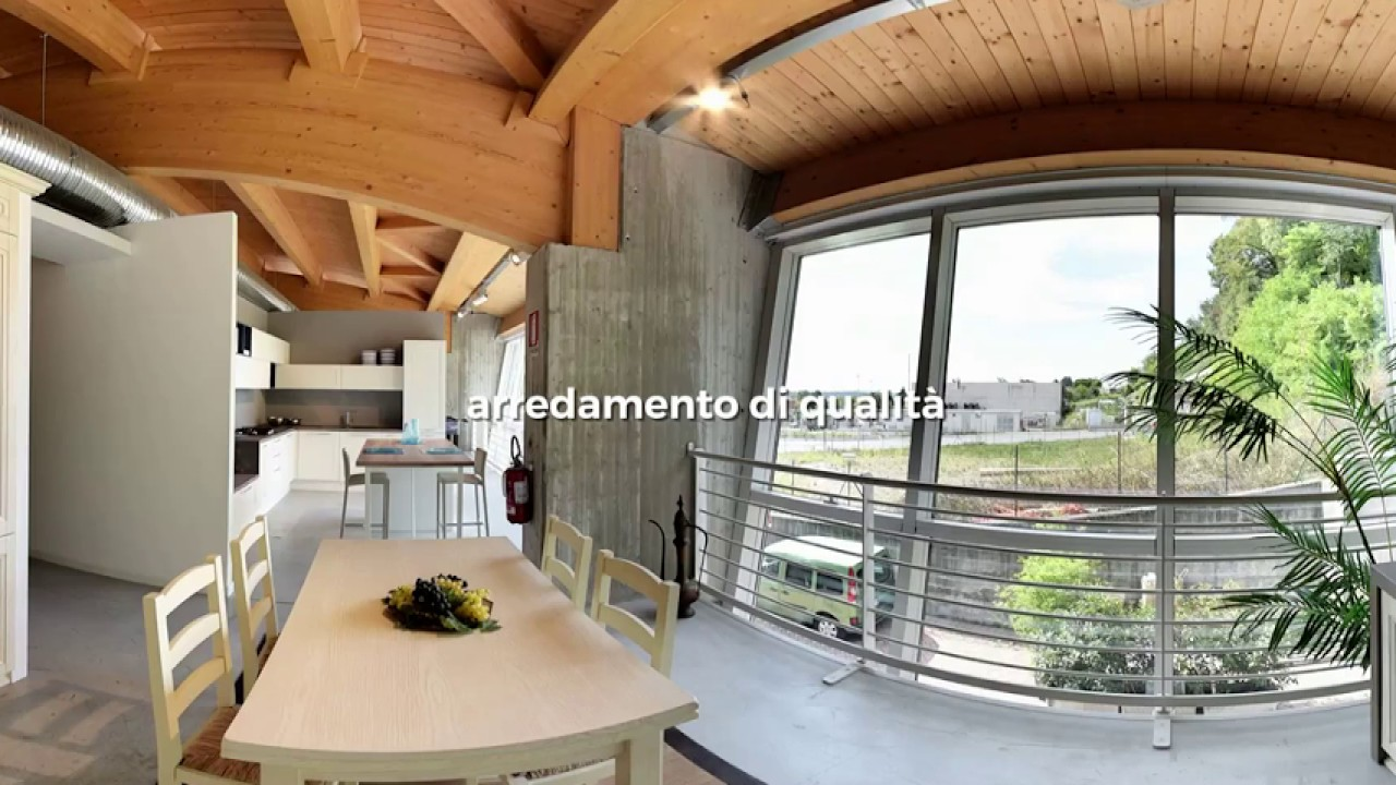 Mobilificio Promessi Sposi ShowRoom 360 - YouTube