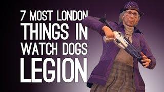Watch Dogs Legion: 7 Most London Things in Watch Dogs 3