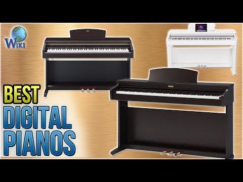 10 Best Digital Pianos 2018