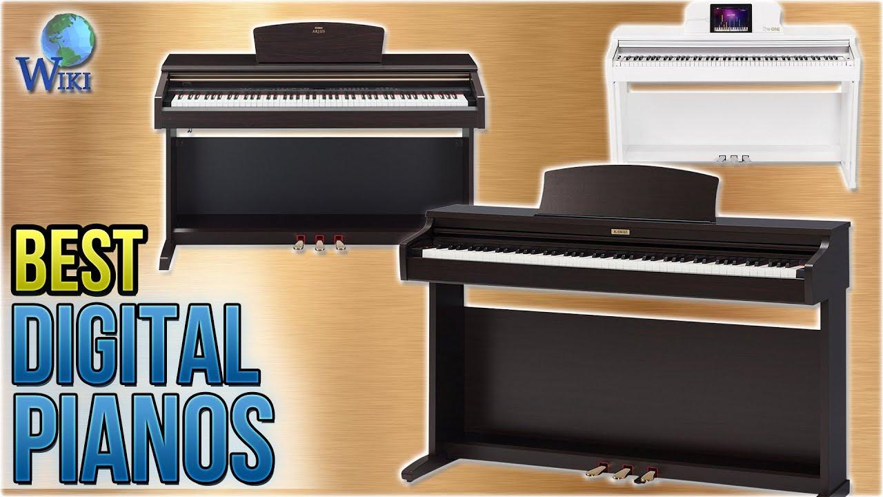 10 best digital pianos 2018 youtube. Black Bedroom Furniture Sets. Home Design Ideas