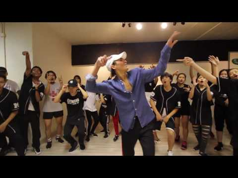 LUKAS GRAHAM DANCE - Stip No more by Nicky Andersen