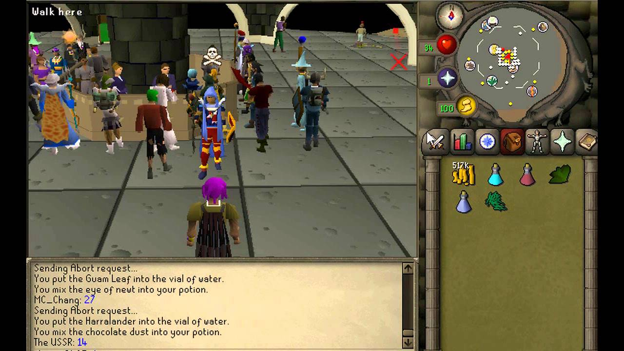 Osrs Herblore Leveling Guide 1 99 Fastest Cheapest Herb